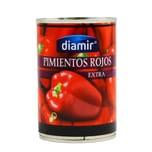 Diamir Pimientos rojos extra ganze Paprika in Lake 250g