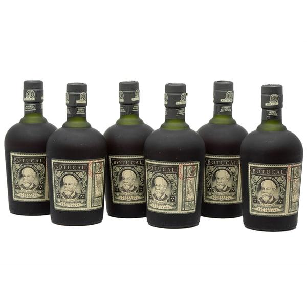 Botucal Ron Reserva Especial Exclusiva Rum 6 x 0,7l, 4,2l