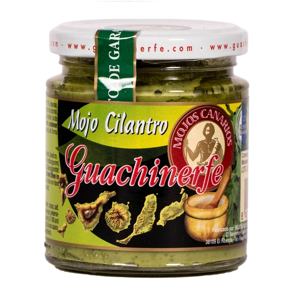 Guachinerfe Mojo Cilantro Soße mit Koriander 200g