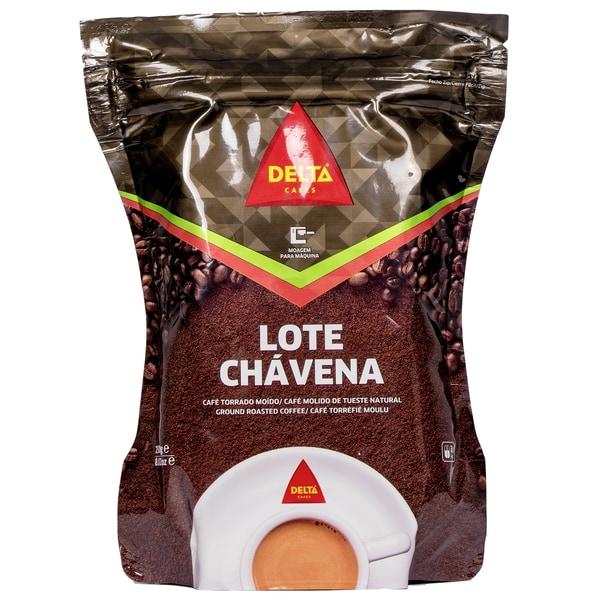 Delta Cafes Lote Chavena Café Torrado Moido 250g
