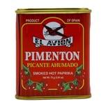 El Avion scharfes Paprikapulver geräuchert Pimenton Picante ahumado 75g