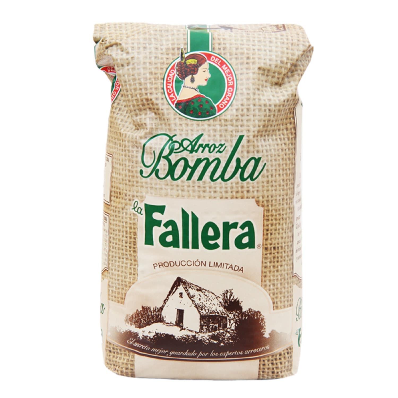 La Fallera Arroz Bomba Reis 1 kg