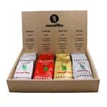 Mocambo Kaffee-Box Brasilia Suprema Gran Bar Aroma 4 x 250g, 1kg