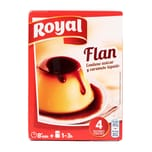 Royal Flan Karamellpudding Pulver zur Zubereitung 4 Portionen 93g