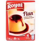 Royal Flan Karamellpudding Pulver zur Zubereitung 93g, 4 Portionen