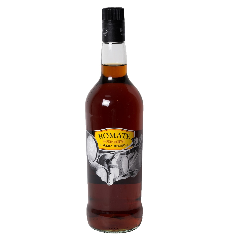 Romate Brandy de Jerez Solera Reserva 100cl