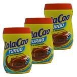 Cola Cao Turbo Kakaopulver 3 x 375g, 1.125g