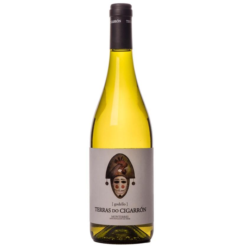 Terras Do Cigarrón Godello Weißwein 0,75l