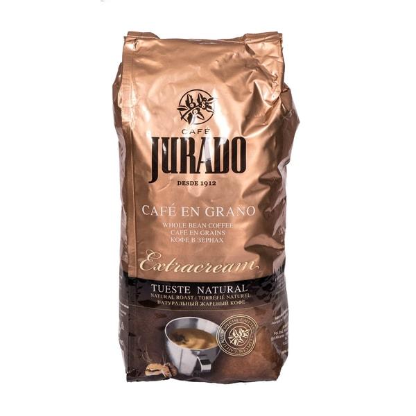 Jurado Cafe en Grano Extra Cream 1kg