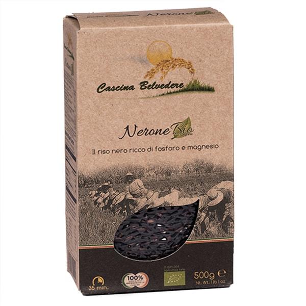 Nerone schwarzer Bio-Reis 500g