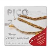 Pico Torta Turrón Imperial Mandelnougattafel ohne Zuckerzusatz 200g