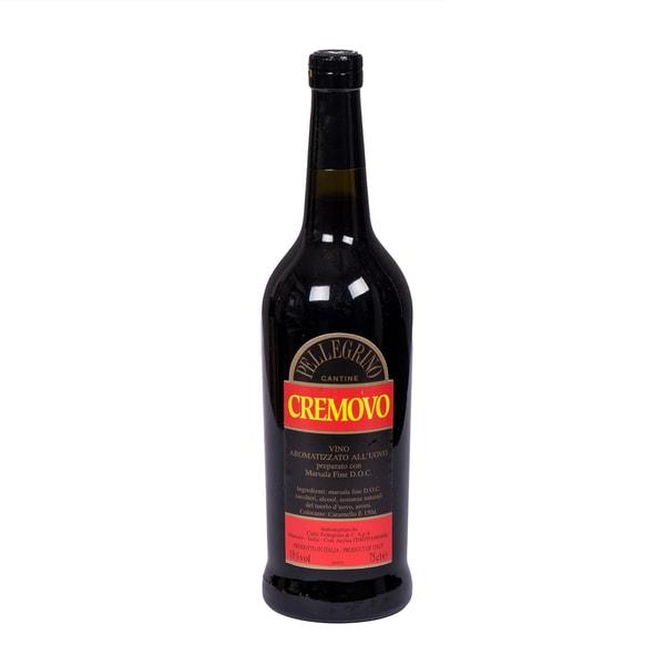 Cremovo Pellegrino Aromatizzato All`Uovo Marsala Likör 0,75l