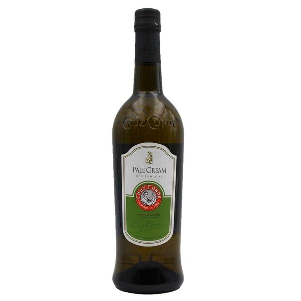 Cruz Conde Pale Cream Weißwein 750ml