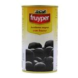 Fruyper Aceitunas negros con hueso Schwarze Oliven mit Stein 200g