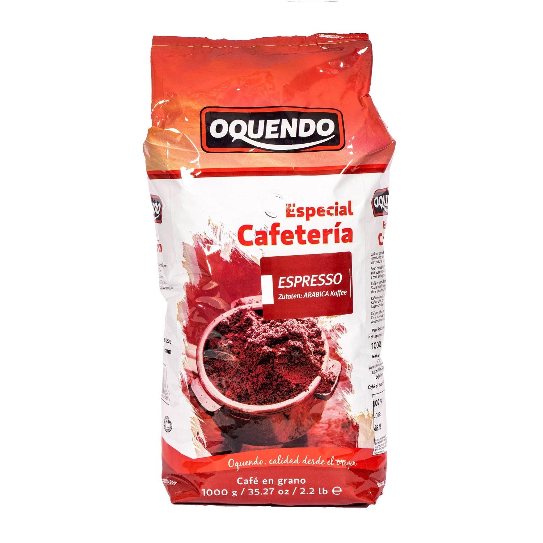 Oquendo Cafe Especial Cafeteria ganze Bohne 1kg