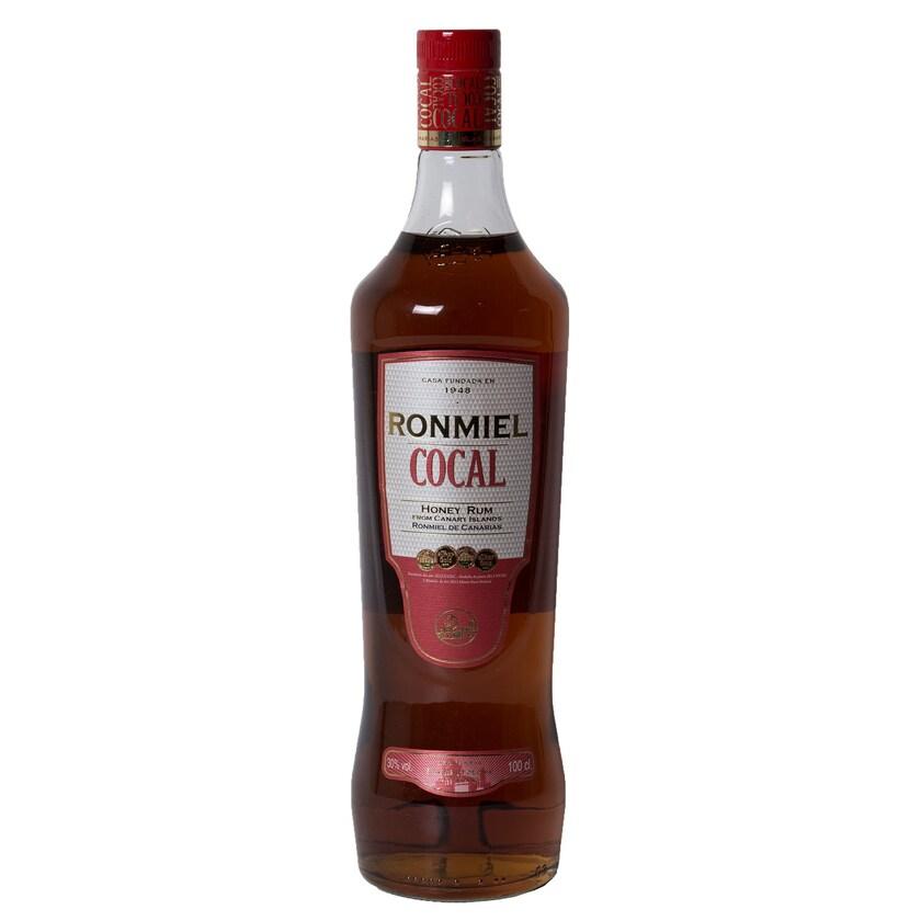 Cocal Ron Miel de Canarias Kanarischer Honigrum 100cl