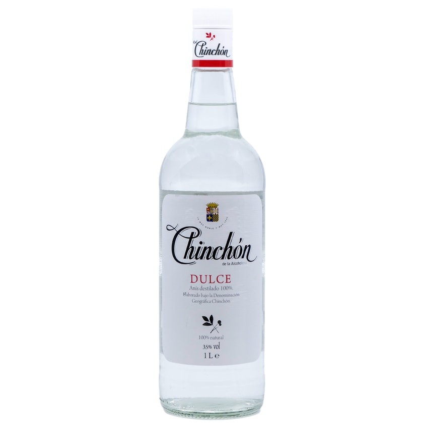 Chinchon Anis Dulce süßer Anis 1L