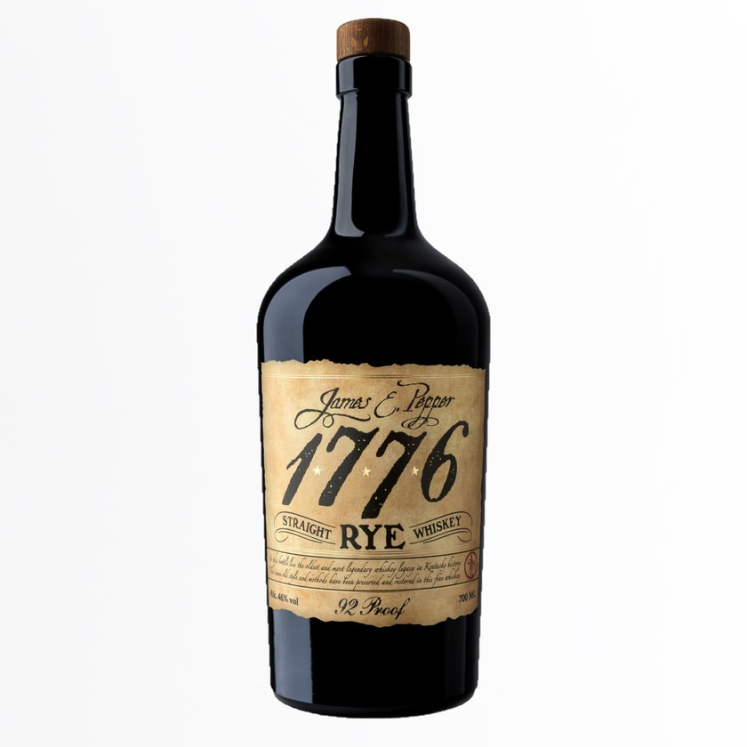 1776 Rye Whiskey 92 Proof 700ml