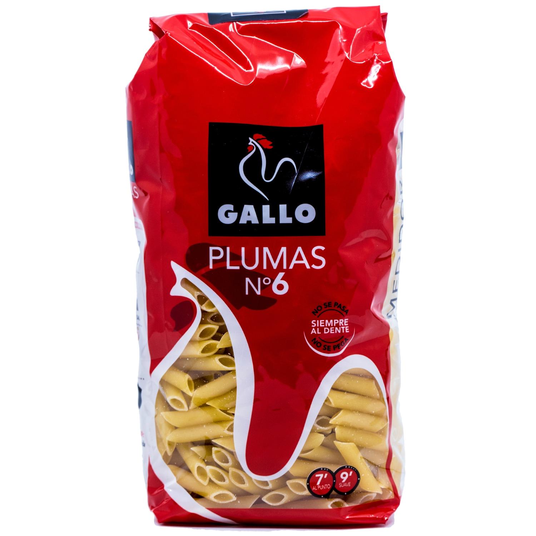 Gallo Plumas N. 6 Nudeln 500g