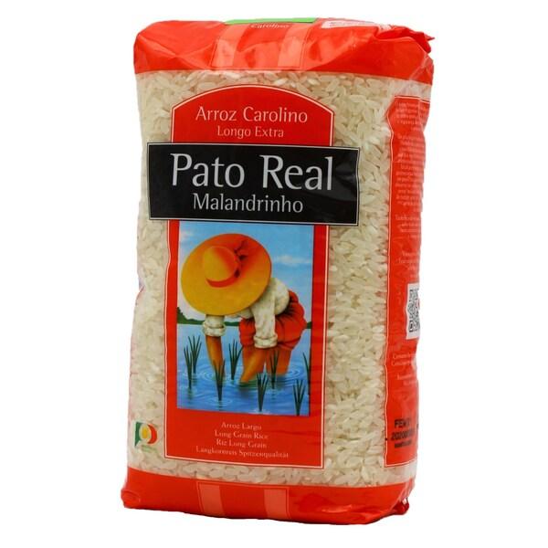 Pato Real Malandrinho Arroz Carolino Longo Extra Langkornreis 1kg