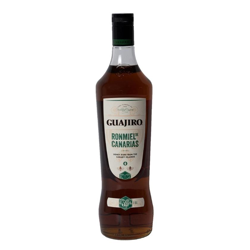 Guajiro Ron Miel de Canarias Honigrum 0,7l