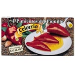 Celorrio Pimientos de Piquillo Paprika gefüllt mit Kabeljau 240g