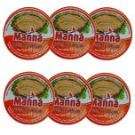 Manná Pate de Atum Thunfischpastete 6x65g