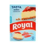 Royal Tarta de Queso Backmischung für Käsekuchen mit Erdbeesoße 325g