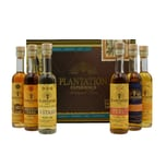 Plantation Rums Cigar Box Experience Rum 6 x 100ml