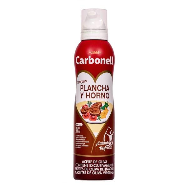 Carbonell Olivenöl Spray für Grill und Herd 200ml