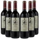 El Coto Crianza Rioja Rotwein 6x0,75l
