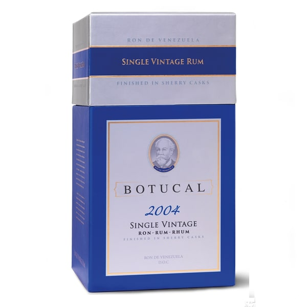 Botucal Single Vintage Rum 2004 0,7l