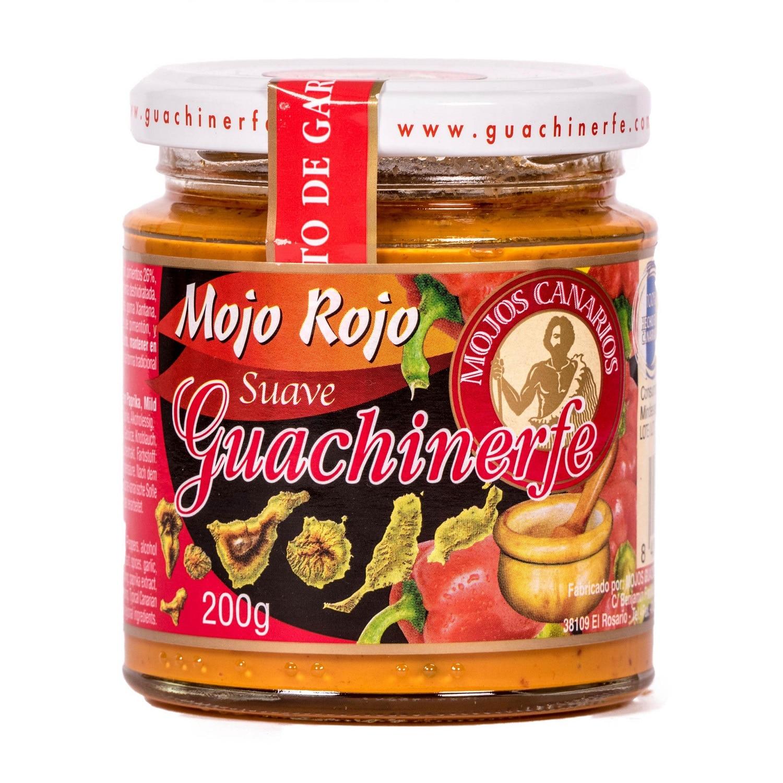 Guachinerfe Mojo Rojo Suave rote Soße mild 200g