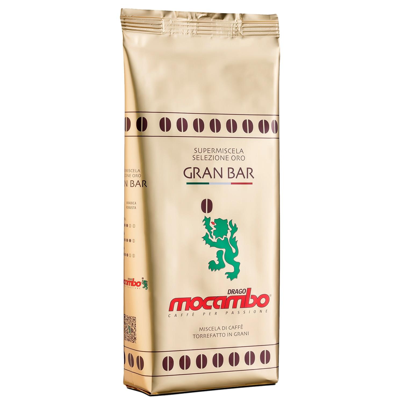 Mocambo Gran Bar Gold Selezione Oro Kaffee 1kg