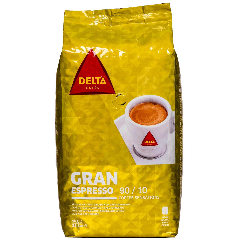 Delta Gran Expresso 90/10 Kaffeebohnen 1kg