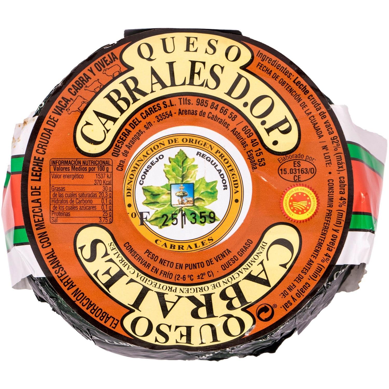 Queso Cabrales Edelschimmelkäse 0,4 kg