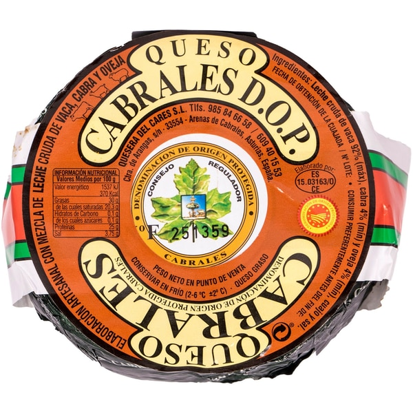 Queso Cabrales Edelschimmelkäse 400g