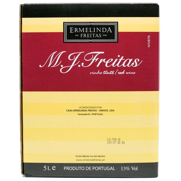 M.J. Freitas Vinho tinto Rotwein in Bag-in-box 5l