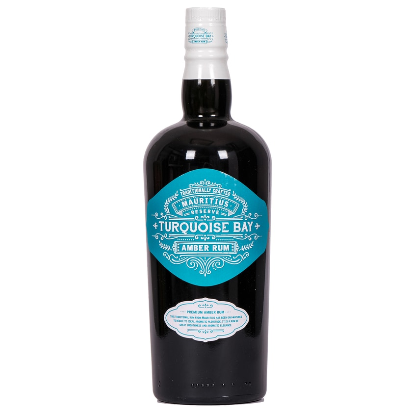 Mauritius Odevie Turquoise Bay Amber Rum 0,7l