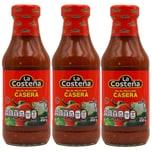 La Costeña Salsa Mexicana Casera 3 x 450g, 1.350g