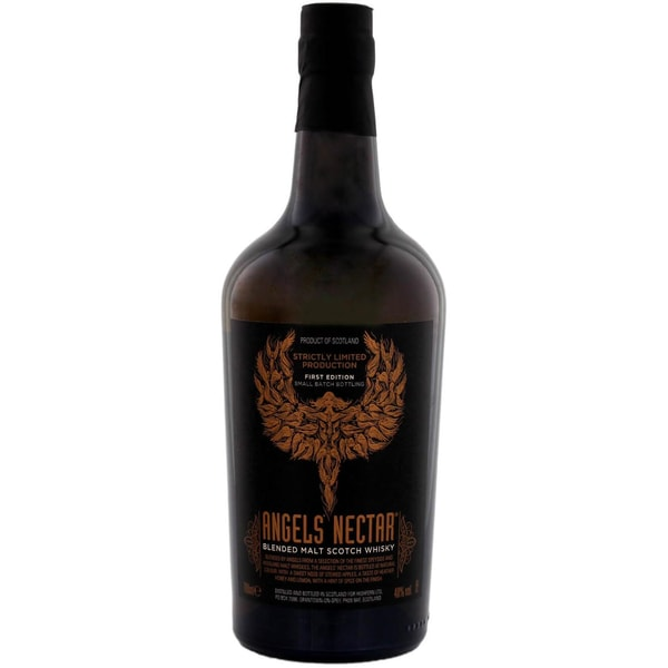 Angels Nectar Blended Malt Whisky first Edition 0,7l