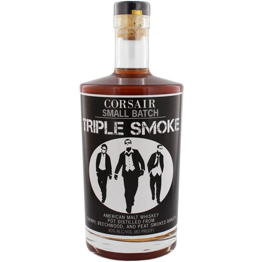 Corsair Triple Smoke Whiskey 0,75 L