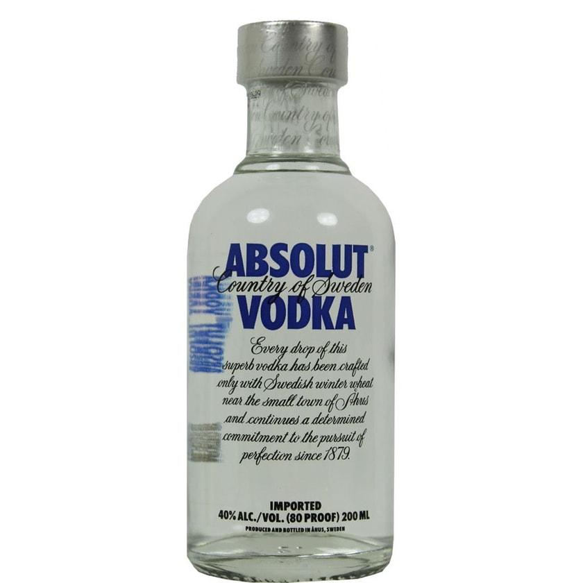 Absolut Vodka 0,2l
