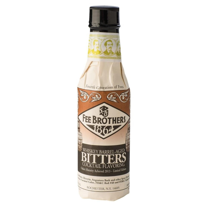 Fee Brothers Barrel Aged Whiskey Bitters 0,15l