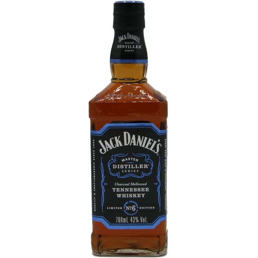 Jack Daniels Whiskey Master Distiller Series No.6 0,7l
