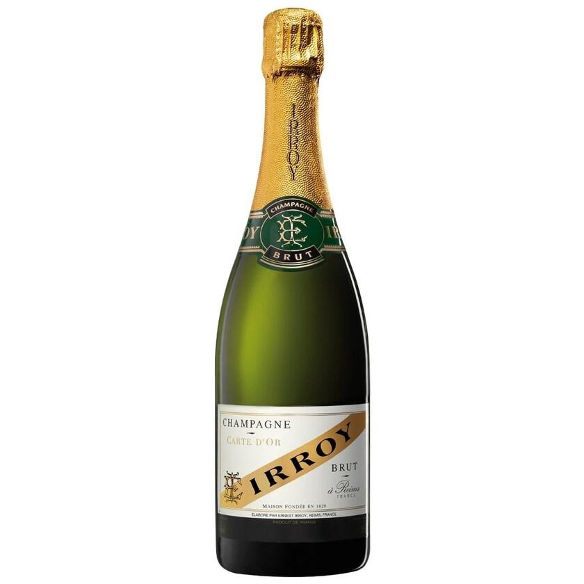 Irroy Champagner Brut Carte d'Or 0,75 l
