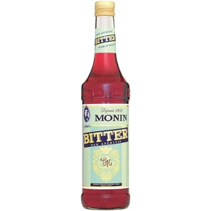 Monin Sirup Bitter 0,7 L