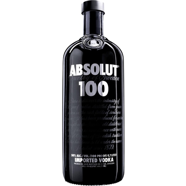 Absolut Vodka 100 0,7l