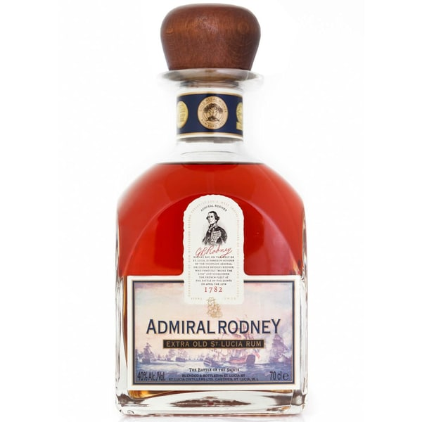 Admiral Rodney Rum Extra Old 0,7l