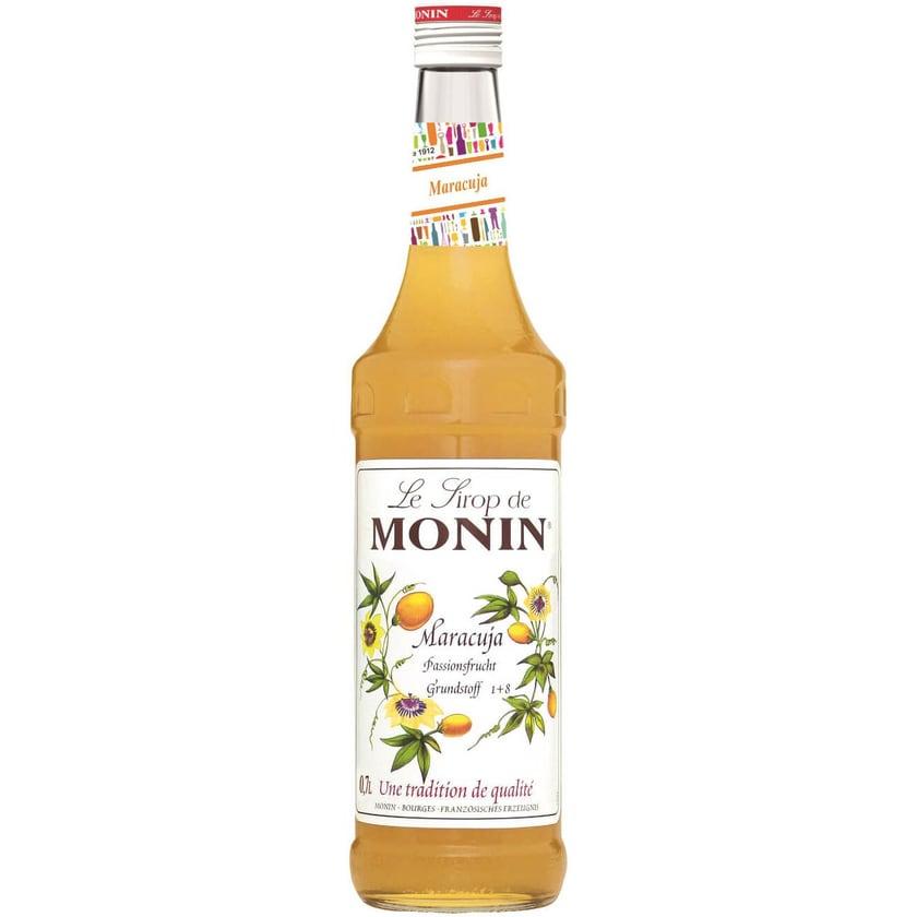 Monin Sirup Maracuja-Passionsfrucht 0,7 L